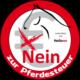 Aufkleber Nein zur Pferdesteuer
