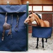 Pferd-im-Stall-mit-Kentucky-Reit-Zubehör