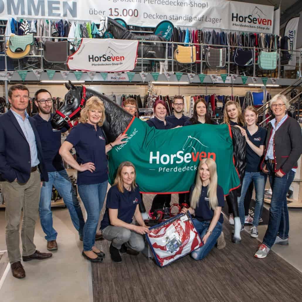 Das Team von HorSeven